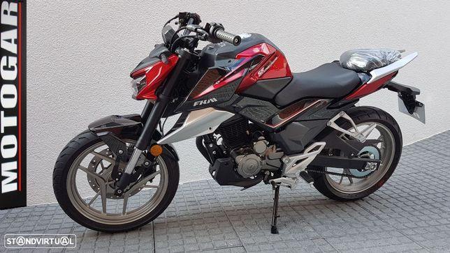 FK Motors Street Fighter 125