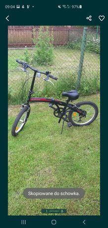 Rower Indiana składak