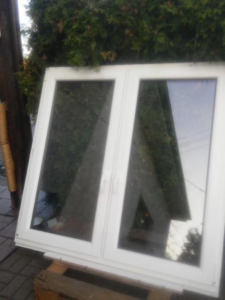 okno PCV wymiar 137 x 142