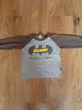 bluzka dlugi rekaw batman