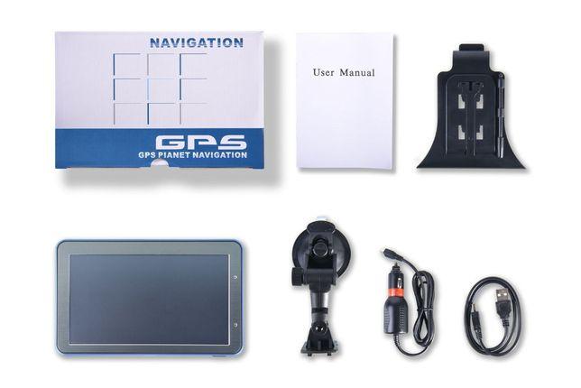 GPS Igo Primo Profissional 2021 Camião/Auto caravana/Autocarro/ Ligei