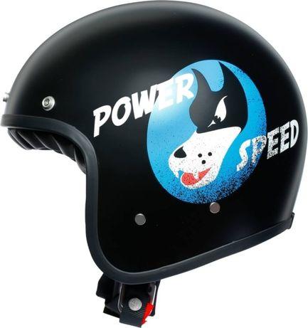 Kask Motocyklowy AGV X70 Power Speed Otwarty