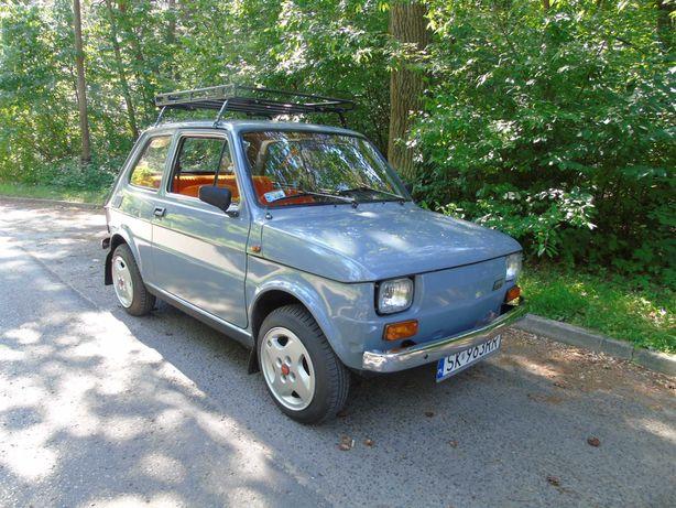 Fiat 126p Zomo Piasek sprzedam , zamienię na motocykl