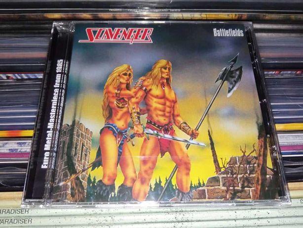 Scavenger - Battlefields CD