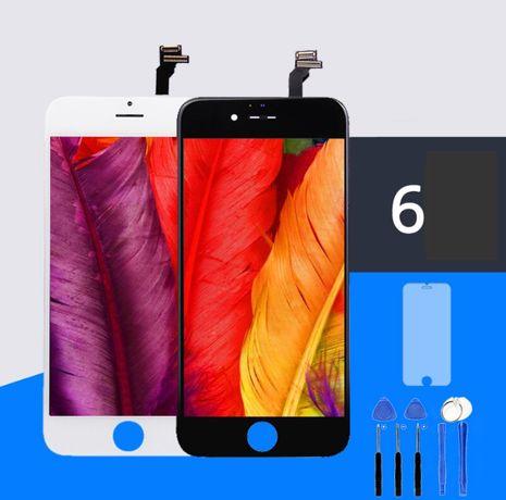 KIT AAA+ LCD / Ecra Novo para iPhone 6/6s + Pelicula e Ferramentas