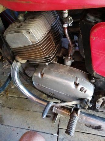 Двигатель ЯВА 634