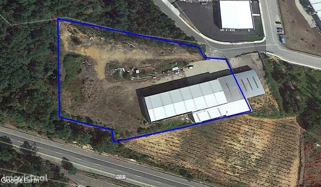 Armazém 1.800m2 + 10.150m2 Terreno - Empresas ou Investidores