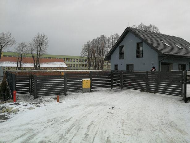 Bramy / Ogrodzenia / Schody / Konstrukcje Stalowe / Drzwi przemysłowe