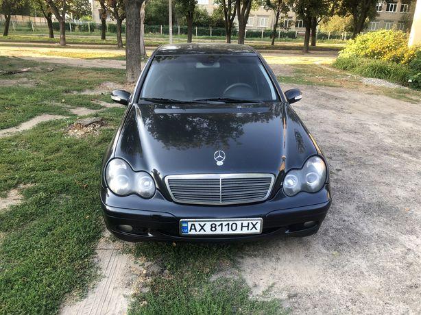 Mercedes c-class w203