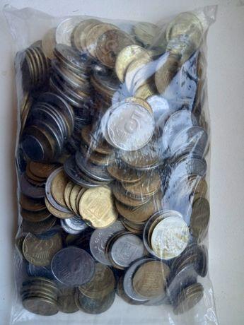 Продам монеты Украины которые сейчас не ходят