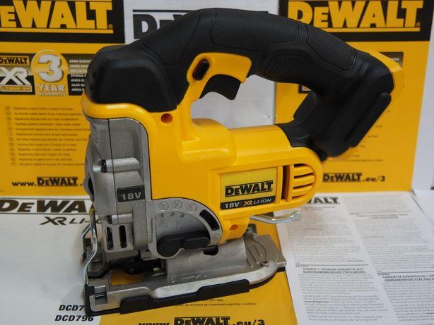 Wyrzynarka DEWALT DCS 331 bez bateria 18v aku