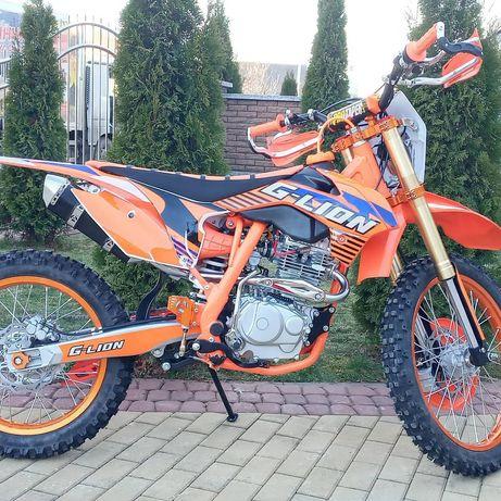 Мотоцикл ендуро кросс G-LION RX-250