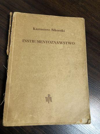 Instrumentoznawstwo polskie wydawnictwo muzyczne 1950 Sikorski