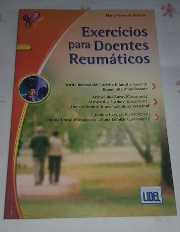 Exercícios para doentes reumáticos / Mário Viana de Queiroz