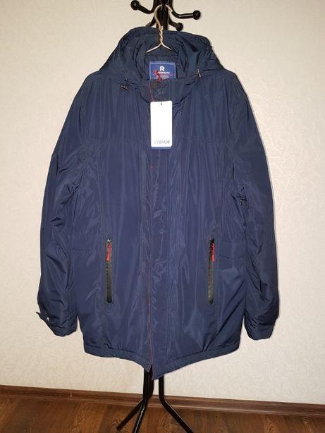 Новая мужская демисезонная курточка