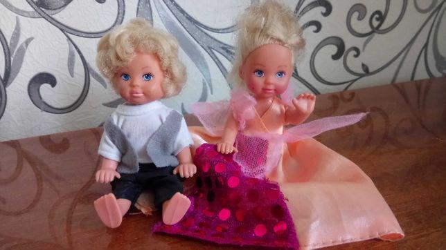 Набор кукол Simba Evi (мальчик и девочка)