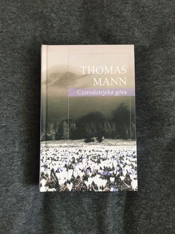Thomas Mann Czarodziejska Góra MUZA