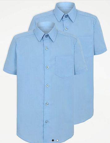 Голубые шведки, рубашки George