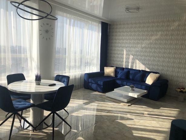 Сдам свою Новую квартиру-студию у моря 25 эт.  Панорама