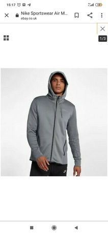Кофта Nike tech fleece