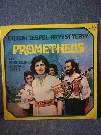 Płyta winylowa Prometheus