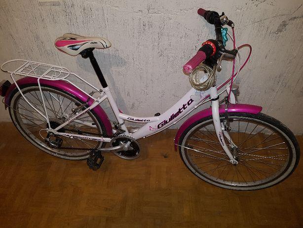 Rower miejski Dziewczęcy