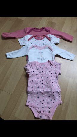 Body niemowlęce Absorba 5 10 15 4pak rozm. 62 68 74
