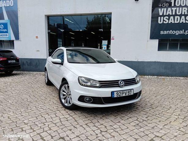 VW EOS (Eos 2.0 TDi BlueMotion)