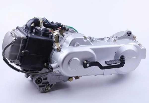 Двигатель 50 куб. 4х тактный на китайский скутер