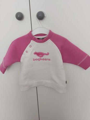 Bluza BAGHEERA rozm 68 ubranka dziewczynka