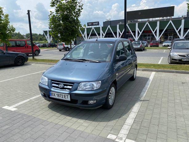 Hyundai matrix GLS
