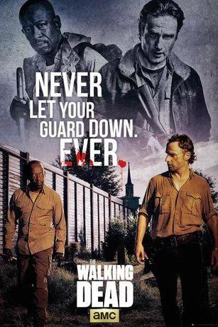 Posters novos The Walking Dead