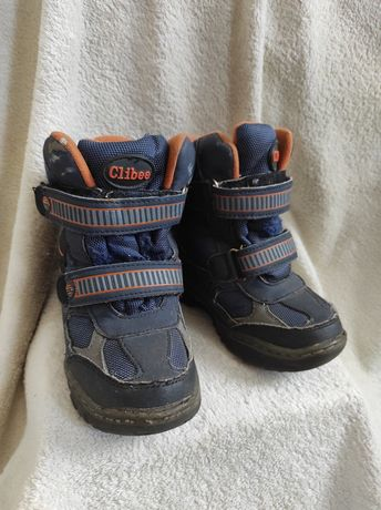 Зимние ботинки сапоги Clibee