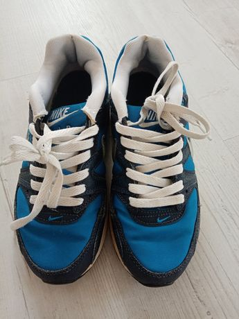 Buty airmaxy niebieskie