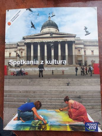 Spotkania z kulturą, książka liceum i technikum