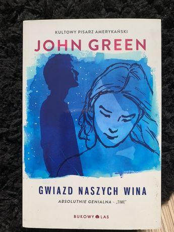 Gwiazd naszych Wina John Green