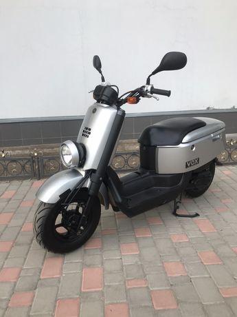 Yamaha Wox 4-t,инжектор,водянка