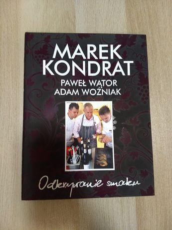 Książki kucharskie - Lidl i inne, Marek Kondrat, Jamie Oliver