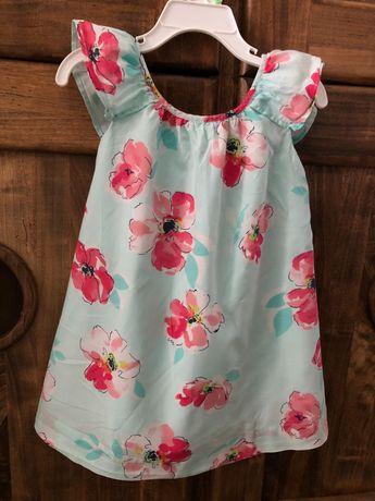 Платье gap 2-3 года 86-92 см, Zara h&m next