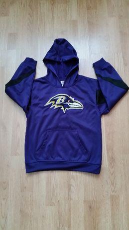 Bluza NFL Baltimore Ravens Majestic vans new era
