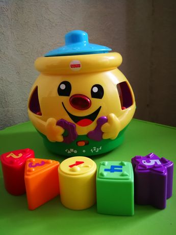 Горшочек fisher price сортер