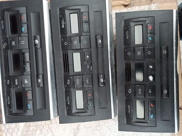 AUDI A4 B6 00-04R panel kimatronika klimatyzacji nawiewu 8E0820.043