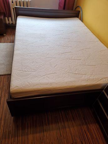 Łóżko sypialniane dwuosobowe Bodzio