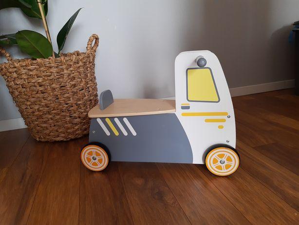 Jeździk dziecięcy drewniany Classic World