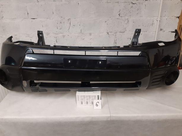 Zderzak przedni Subaru Forester 08-12, uszkodzony.