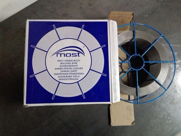 Drut spawalniczy 1mm 12,5kg
