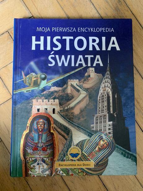 Moja pierwsza encyklopedia historia świata