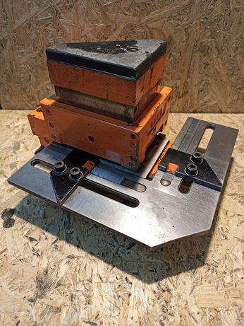 Wykrojnik do naroży 100 x 130 wybijak stempel weber gema safan
