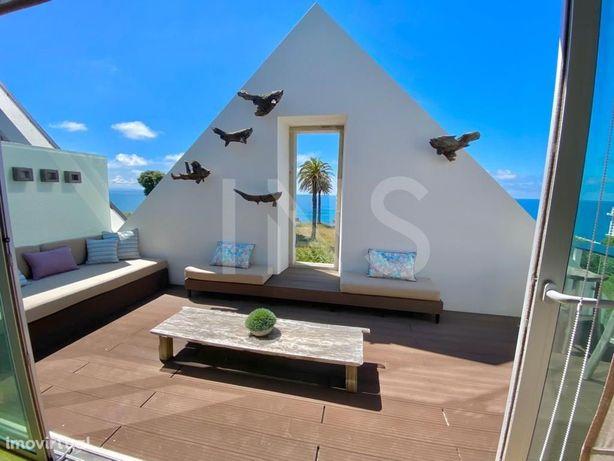Moradia para arrendamento com móveis, com vista de mar, n...