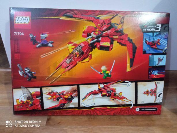 LEGO Ninjago pojazd bojowy